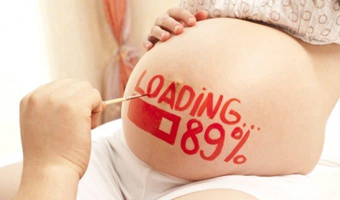 Embarazo en cuarentena