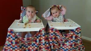 Hora de la Comida gemelos