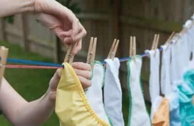 Panales de tela o plastico