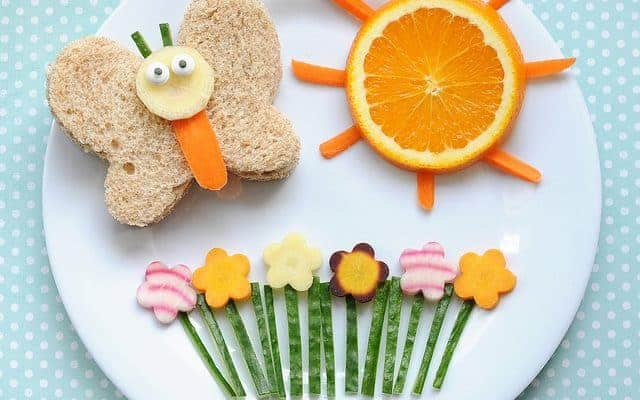 Cenas para Niños